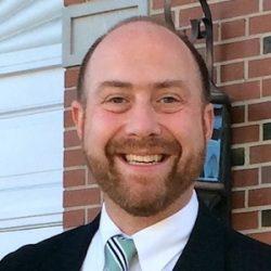 Christopher Ingram Senior Pastor